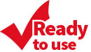 Read to use logo