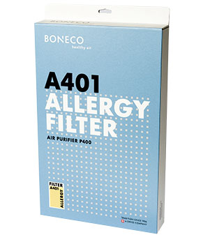 iovus boneco A401 Allergy filter for use with the Boneco P400 air purifier