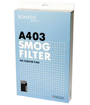 iovus boneco A403 smog filter for use with the Boneco P400 air purifier