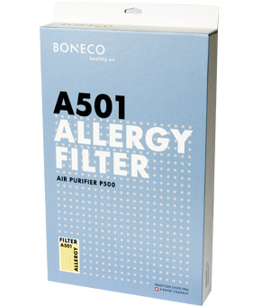 iovus boneco A501 allergy filter for use with the Boneco P500